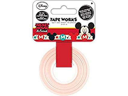 Mickey Mouse Washi Tape by Tapeworks