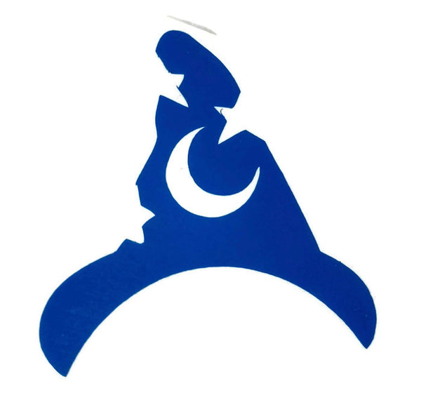 Sorcerer Hat Vinyl Decal Sticker Disney Sticker