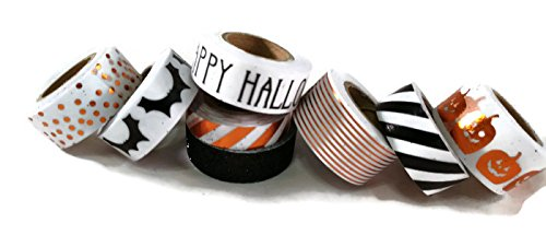 Halloween Washi Tape Assortment Set