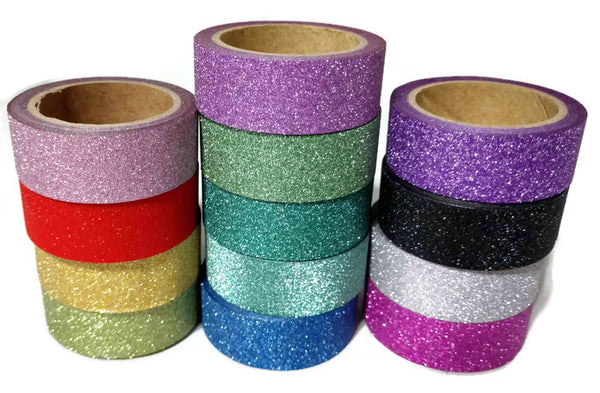 Glitter Washi Tape Assortment