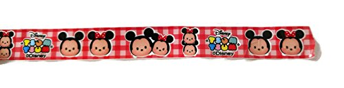 Disney Tsum Tsum Washi Tape Mickey and Minnie Mouse
