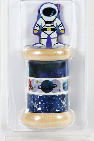 Astronaut Outer Space Washi Tape