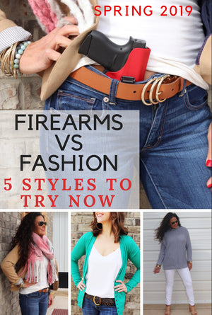 fashion concealed carry outfits for women
