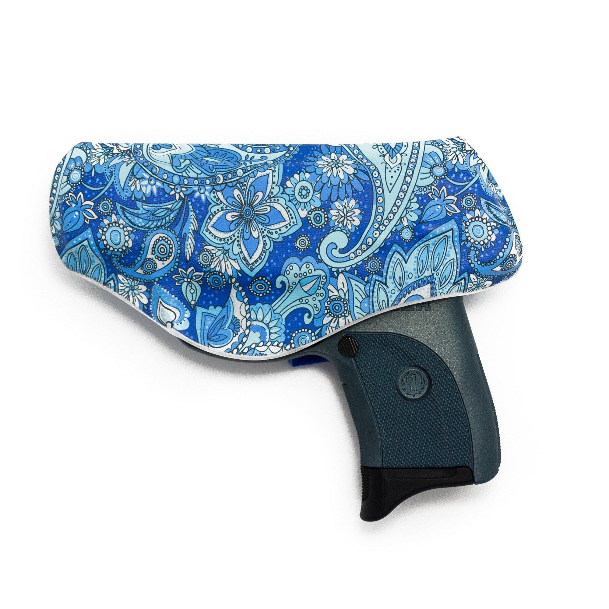 Blue Paisley Flashbang Holster