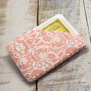 Chantilly Lace Slimline Wallet
