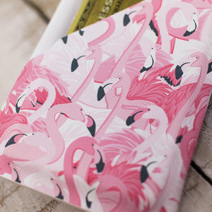 Flamingos Slimline Wallet