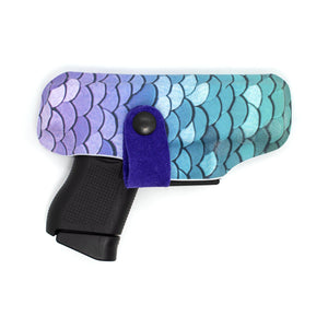 Mermaid Sequins Flashbang Holster-Flashbang Holsters