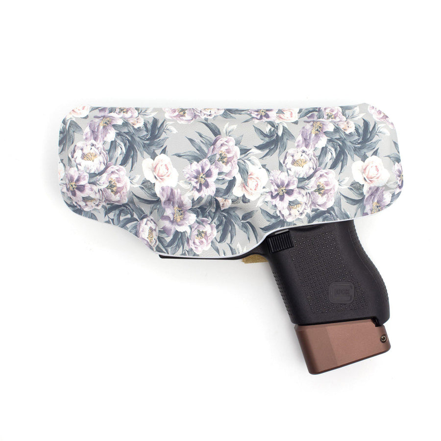 Muted Floral Flashbang Holster-Flashbang Holsters