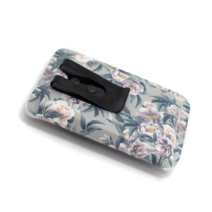Muted Floral Slimline Wallet-Flashbang Holsters