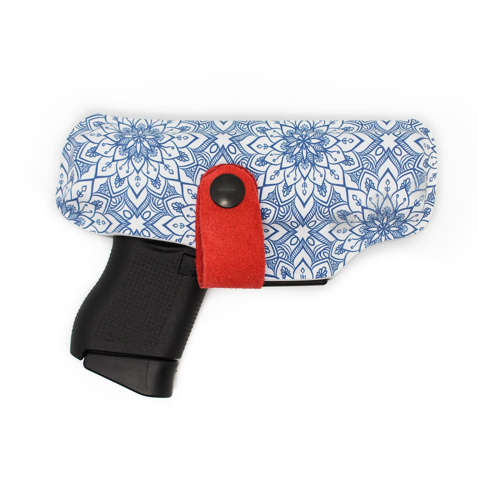 Navy Mandala Flashbang Holster