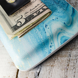 Ocean Dreams Slimline Wallet