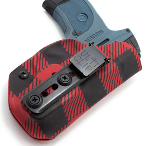 Red Plaid Betty 2.0-Flashbang Holsters