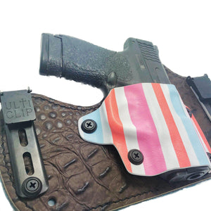 Vibrant Stripes Ava Holster-Flashbang Holsters