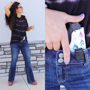 Follow Your Arrow Betty 2.0-Flashbang Holsters