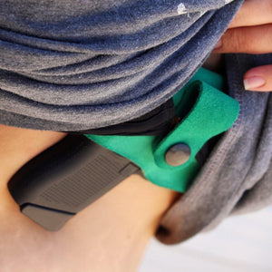 Vibrant Green Flashbang Teddy-Flashbang Holsters