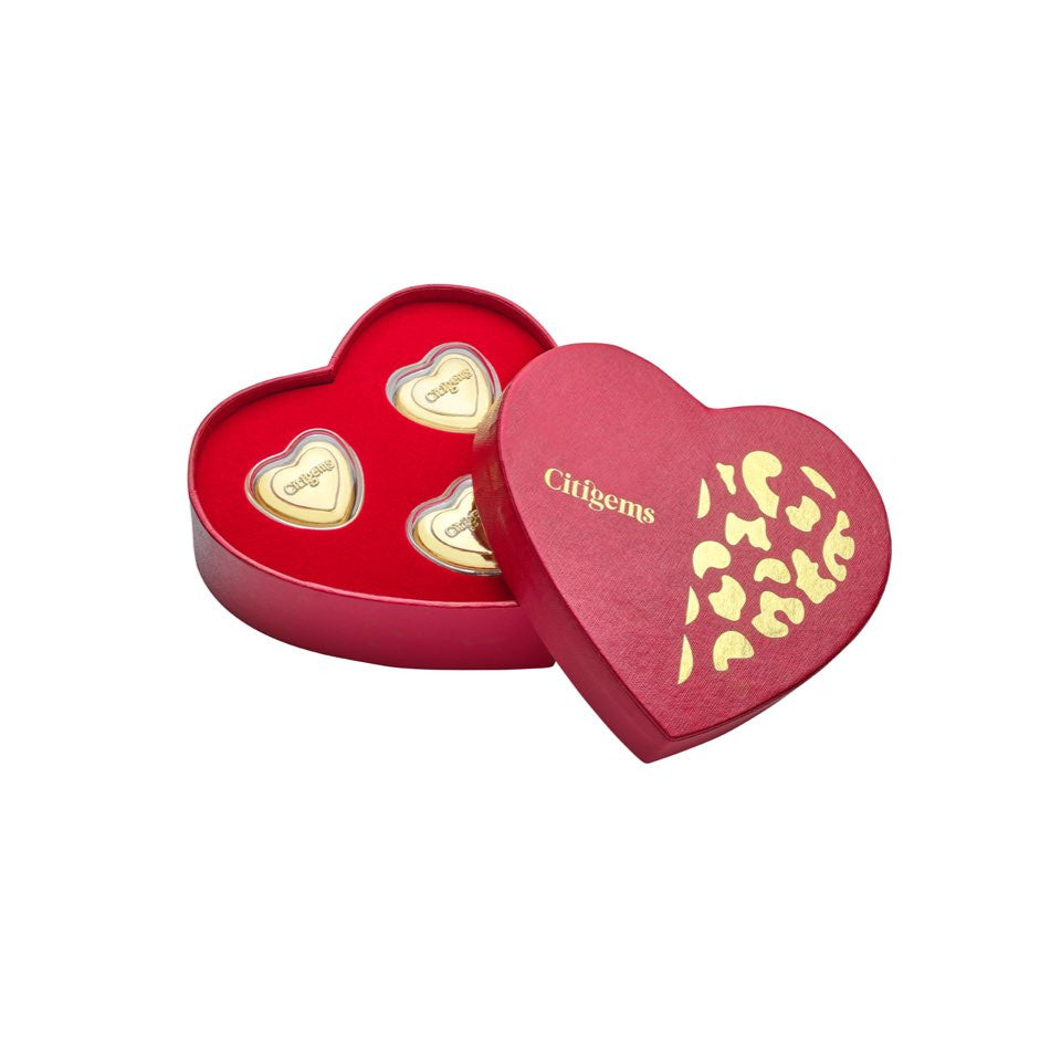 999 Pure Gold Plated Chocolate Box