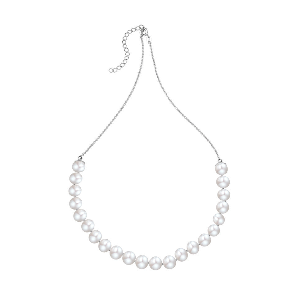 Alluring Pearls Necklace