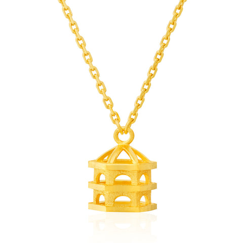 My Dream Home - Fancy Loft Necklace