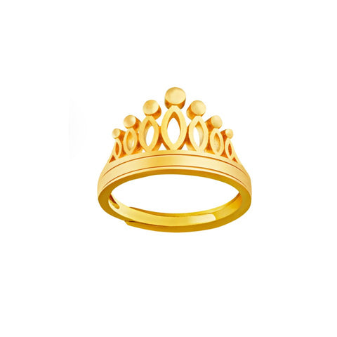 Le Royale Allure Crown Ring