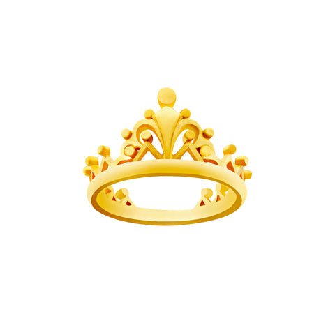 Le Royale Enchantment Crown Ring