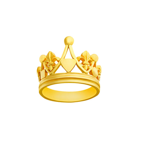 Le Royale Grandeur Crown Ring