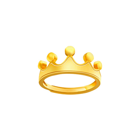 Le Royale Whimsical Crown Ring