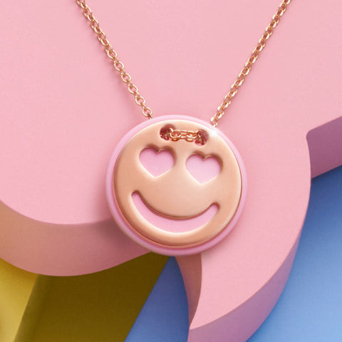 Smitten Emo-Gem Necklace