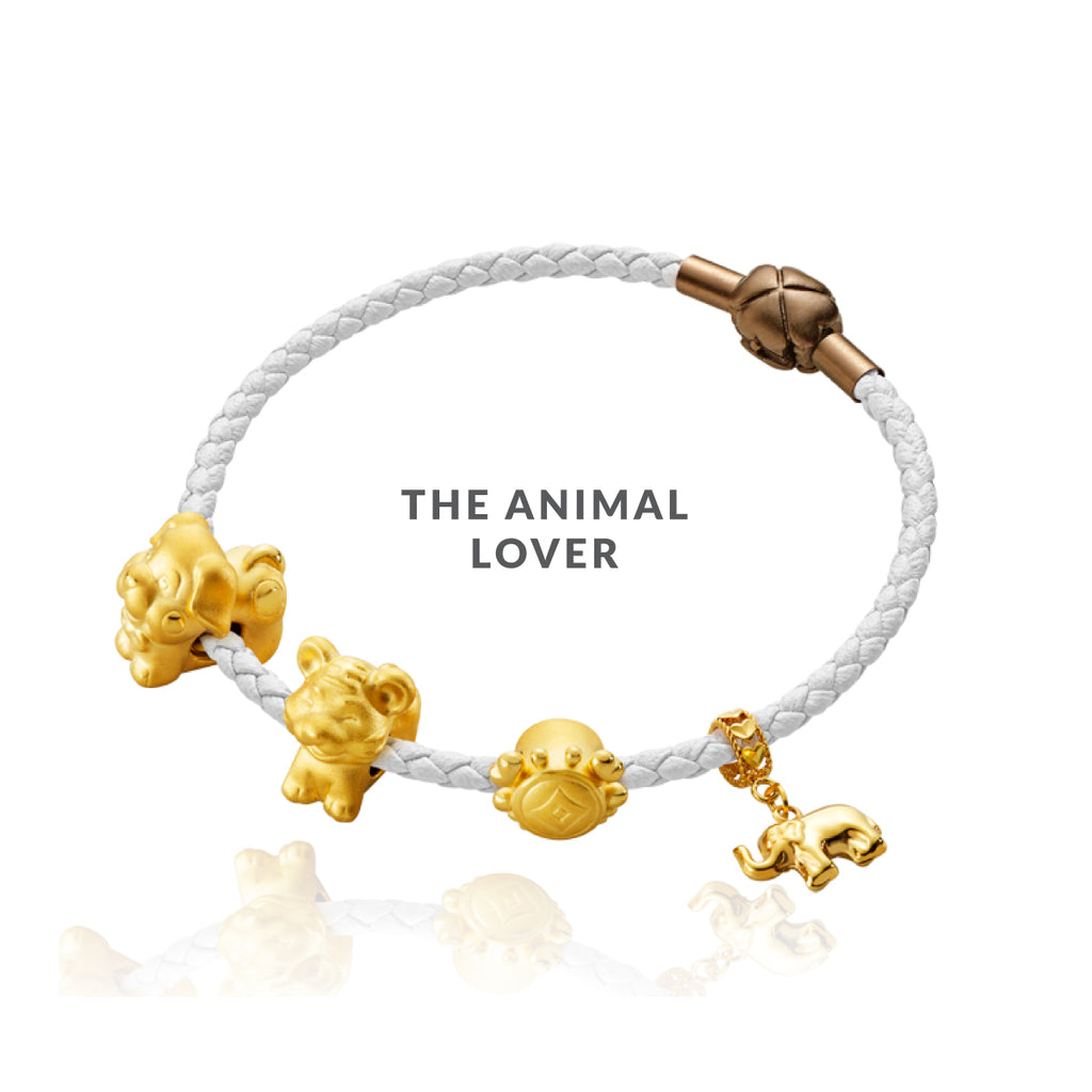 The Animal Lover Citi-Charms Bracelet