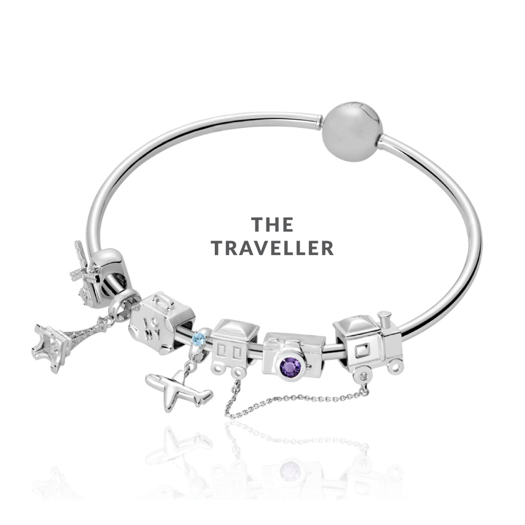 The Traveller Citi-Charms Bracelet