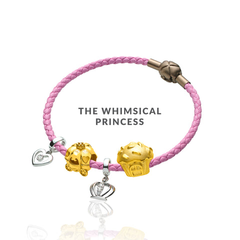 The Whimsical Princess Citi-Charms Bracelet