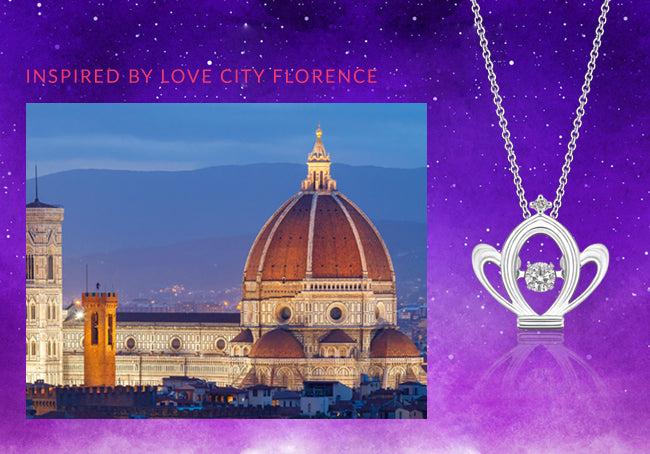 INSPIRED BY LOVE CITY FLORENCE