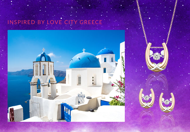 INSPIRED BY LOVE CITY GREECE