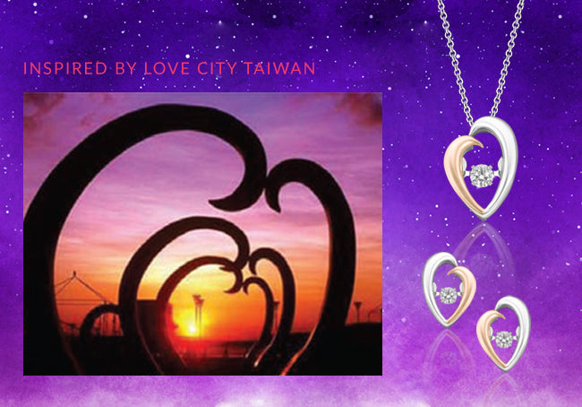 INSPIRED BY LOVE CITY TAIWAN