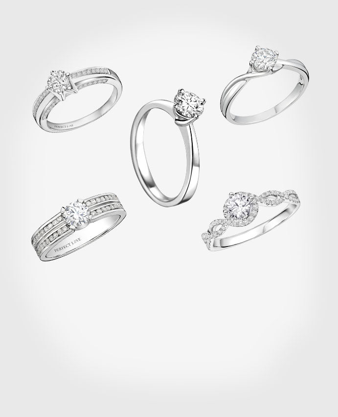 Perfect Love RINGS