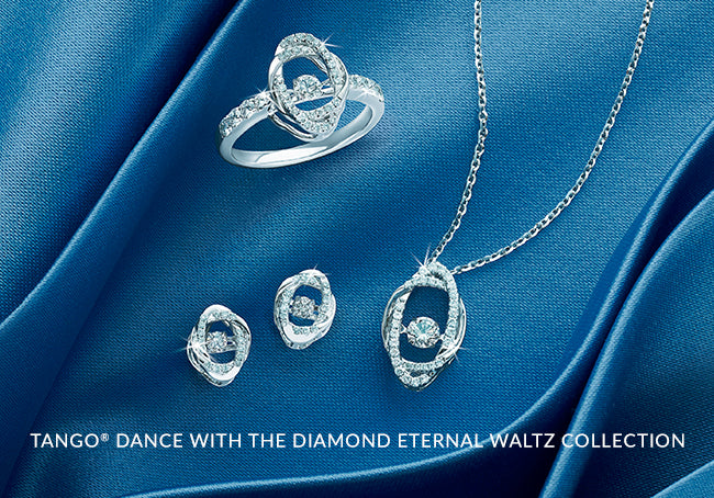 TANGO DANCE WITH THE DIAMOND ETERNAL WALTZ COLLECTION