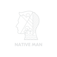 NATIVE MAN ORGANIC SKINCARE FOR MEN - LOGO