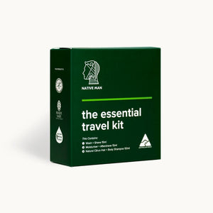The Essential Travel Kit