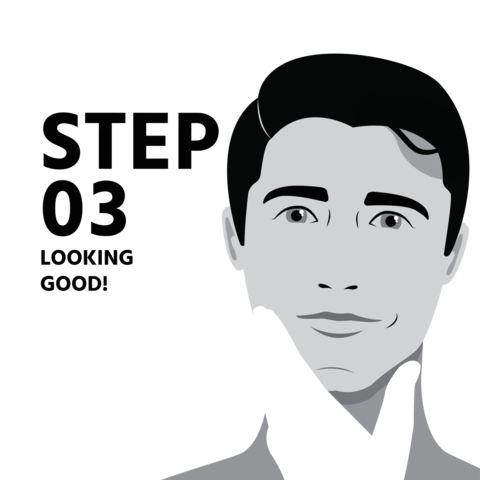 Simple routine for men's skincare step 3 Native Man