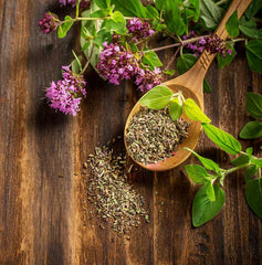 essential oils are made from organic plant materials