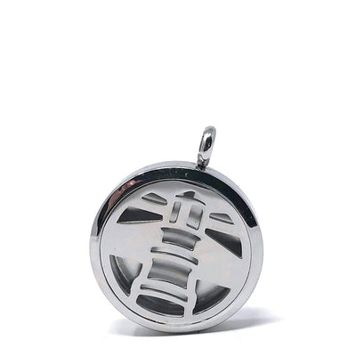 lighthouse diffuser pendant front view