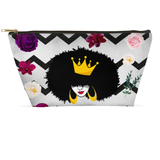 Crown Natural in Ponies Accessory Pouches