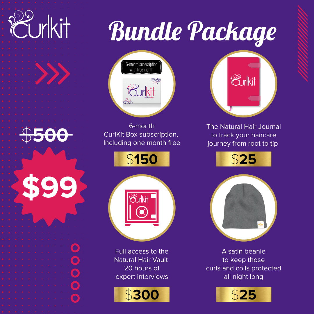 THE ULTIMATE BEAUTY BUNDLE - 2019
