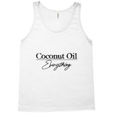 Coconut Oil over Everything  UnisexTank Top