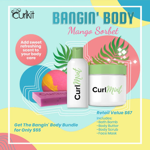 The Bangin' Body Mango Sorbet Bundle
