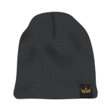 The Savage Crown Co.Satin-lined Beanie Black