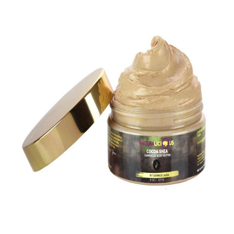 Naturalicious Coca Shea Luminous Body Butter