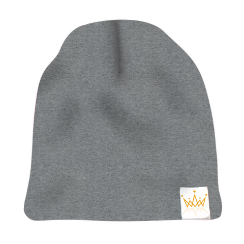 Satin Lined Beanie Kids Size: (M/L)