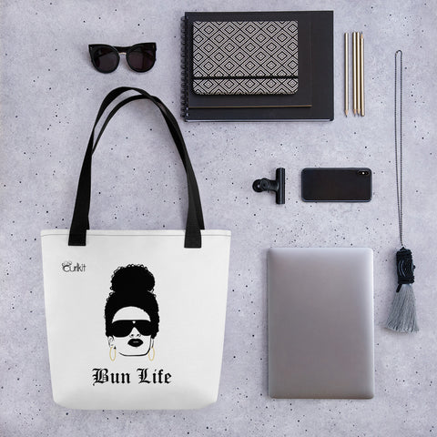 The Bun Life Tote bag
