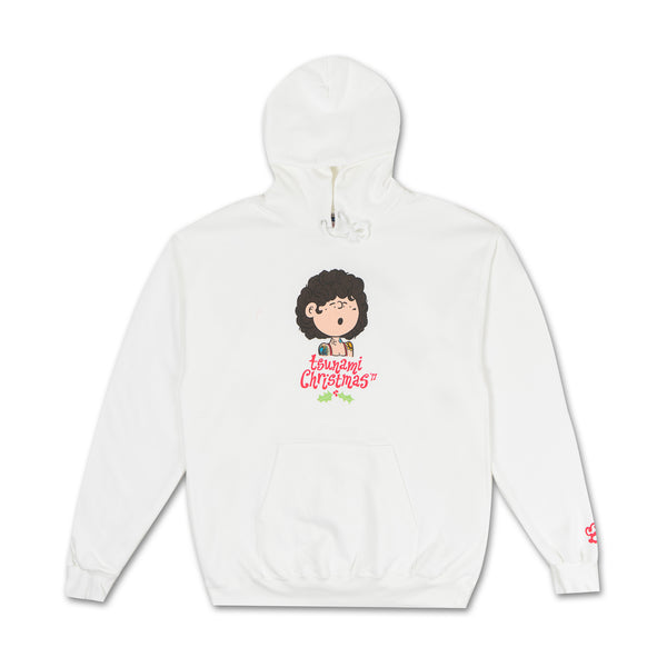 Holiday Hoodie - White