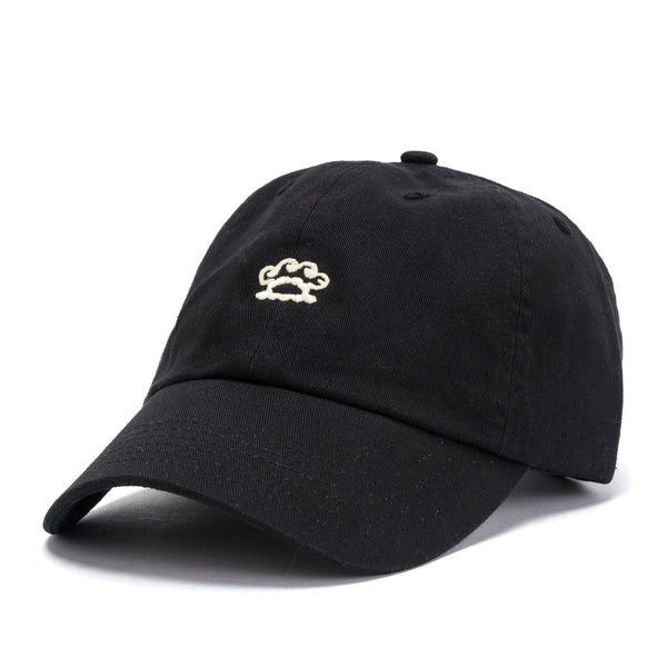 TSUNAMI DAD HAT - BLACK